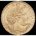 10F OR - Cérès - IIème République